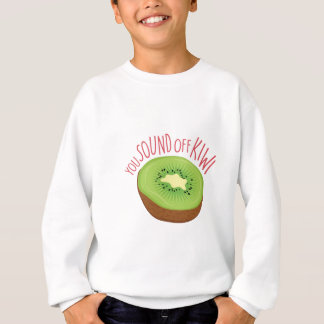 Sound Off Kiwi Sweatshirt