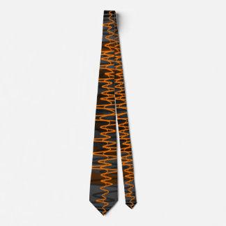 Sound Orange Dark tie