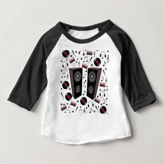Sound pattern baby T-Shirt