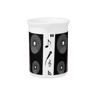 Sound pattern pitcher