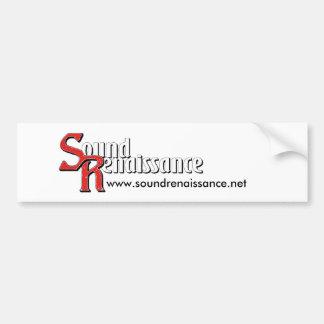 Sound Renaissance Basic Bumper Sticker