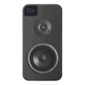 Sound Speaker Funny Music iPhone4 CaseMate case