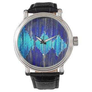 Sound Wave Watch