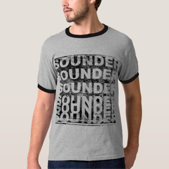 ((SOUNDER)) 'BLOCK' T-Shirt