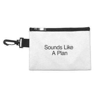 Sounds Like A Plan ai Accessories Bag
