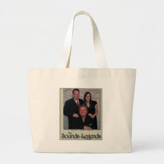 Sounds Of Legends - Carry All Large Tote Bag