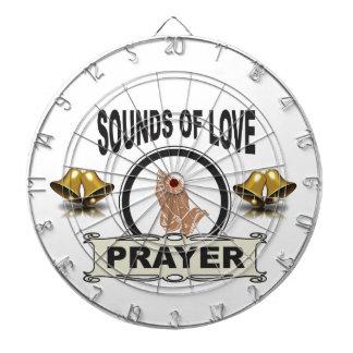 sounds of love heaven dartboard