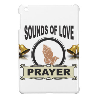sounds of love heaven iPad mini case