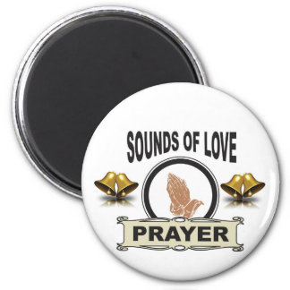 sounds of love heaven magnet