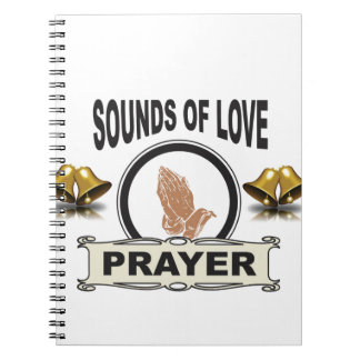 sounds of love heaven notebook