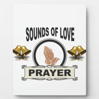 sounds of love heaven plaque