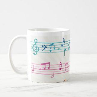 Sounds of Music Coffee Mug