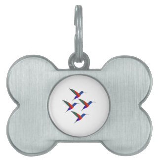 Sounds of Music Pet ID Tag
