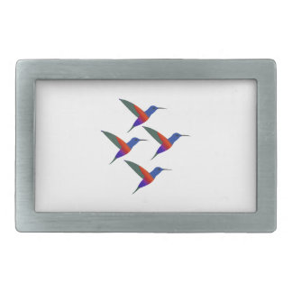Sounds of Music Rectangular Belt Buckle
