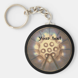 Sounds of the Caribbean~Customize Keychain