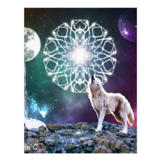 Sounds of the Universe Letterhead