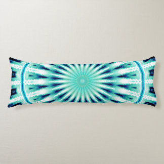 Soundwave Mandala 2 Body Pillow