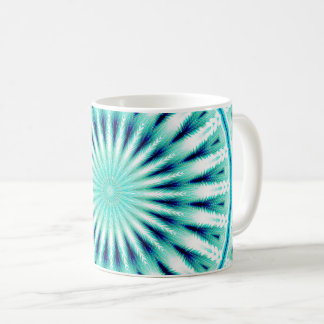 Soundwave Mandala 2 Coffee Mug