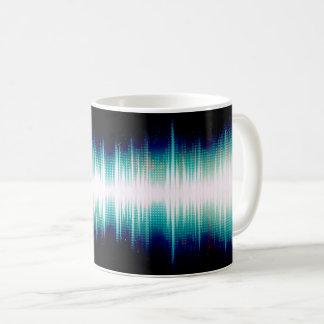 Soundwaves Coffee Mug