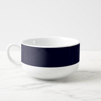 Soup Mug Dark Blue