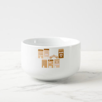 Soup mug : Italia collection