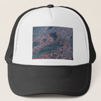 soup of lava trucker hat