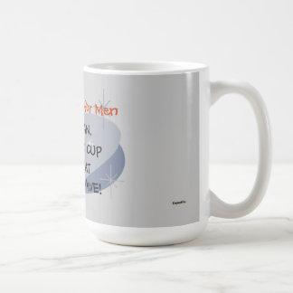 Soup Recipe for Men Classic White Coffee Mug