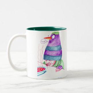 Soupe ! tasse 2 couleurs