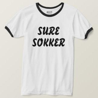 sour socks in Norwegian white T-Shirt