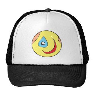 sourire casquettes de camionneur