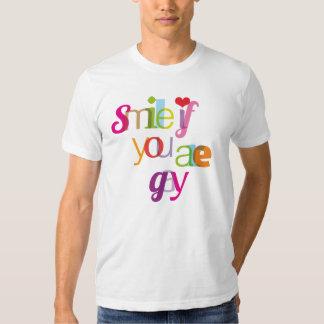Sourire si vous êtes le T-shirt des homosexuels