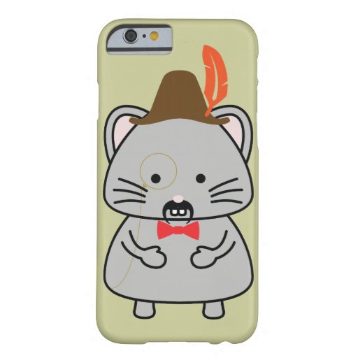 souris alpine coque iPhone 6 barely there