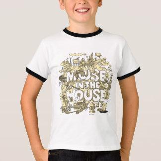 Souris de Mickey Mouse | dans la Chambre T-shirt