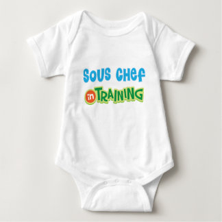 Sous Chef in Training Kids Shirt