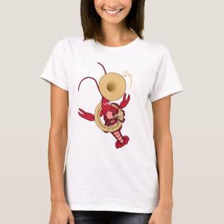Sousaphone Crawfish T-Shirt