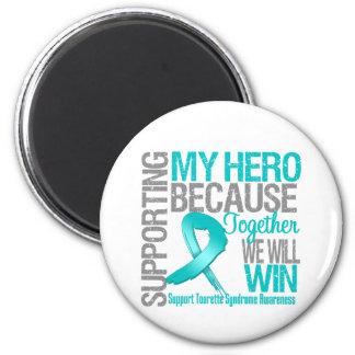 Soutenant mon héros - syndrome de Tourette Aimant