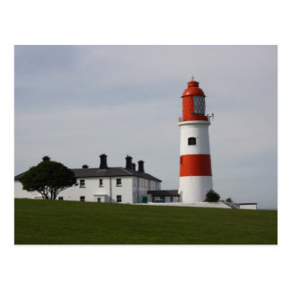 Souter Lighthouse, England Post Card