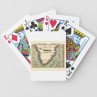 South Africa 1513 Bicycle Playing Cards