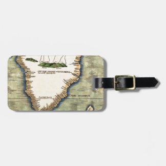 South Africa 1513 Luggage Tag