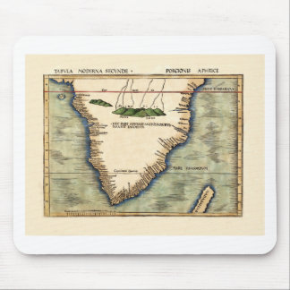 South Africa 1513 Mouse Pad
