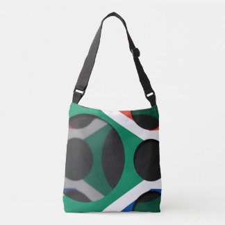South Africa #1 Crossbody Bag