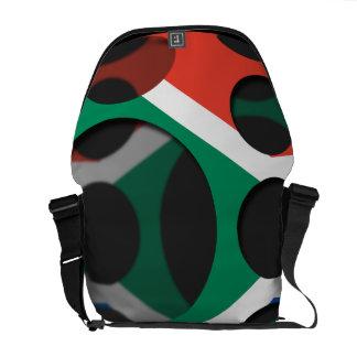 South Africa #1 Messenger Bag