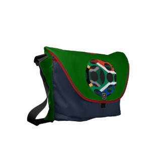 South Africa #1 Messenger Bags