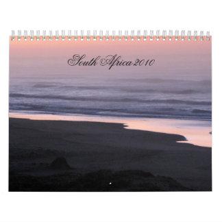 South Africa 2011 Calendars