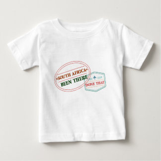 South Africa Been There Done That Baby T-Shirt
