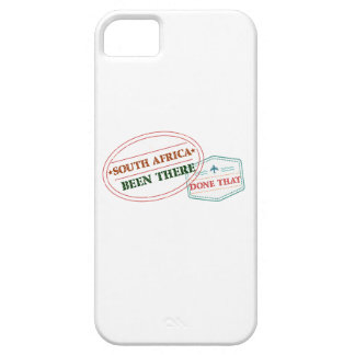 South Africa Been There Done That iPhone 5 Cover