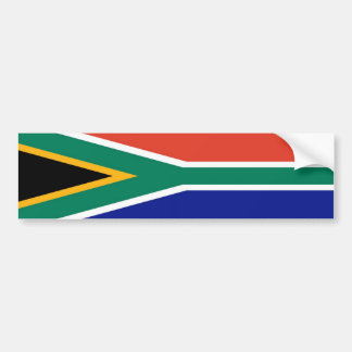 South Africa Bumper Sticker