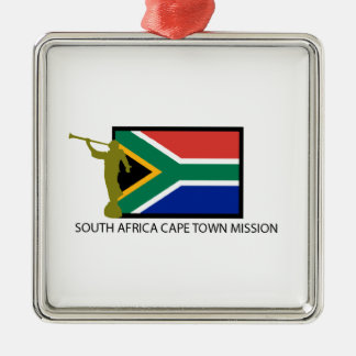 SOUTH AFRICA CAPE TOWN MISSION LDS CTR METAL ORNAMENT