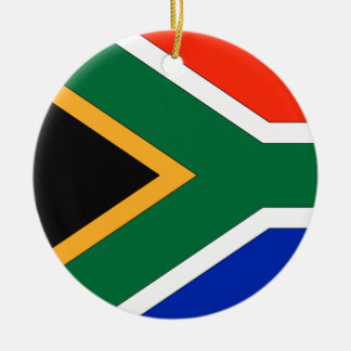 South Africa Ceramic Ornament