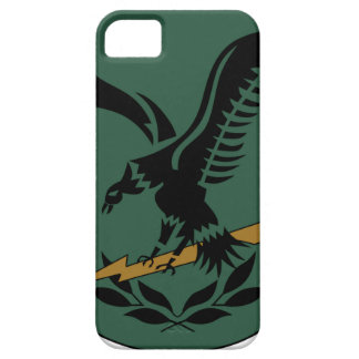 South Africa Ciskei Special forces Foreign Badge.p iPhone 5 Covers